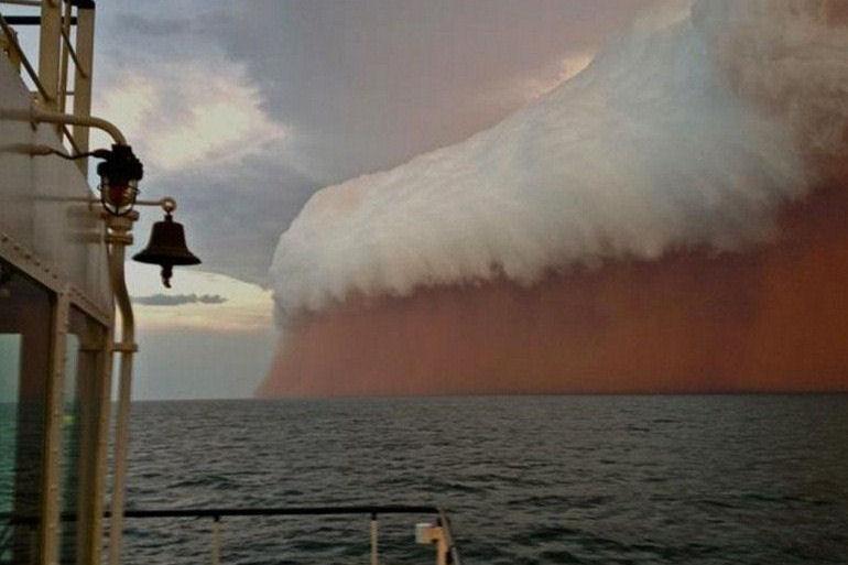 tempete sable australie b