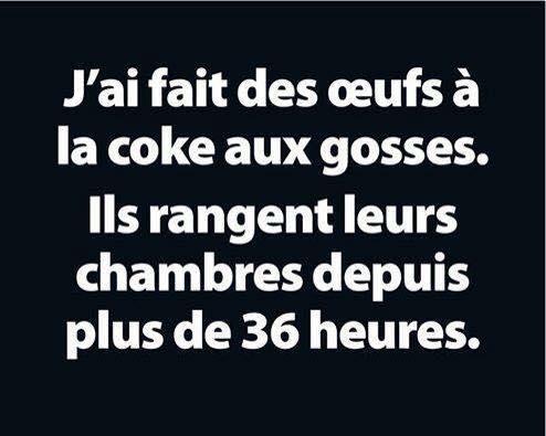 oeuf coke